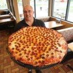アメリカのクレイジーすぎる大食いチャレンジ5選【ステーキ・ピザ・ハンバーガー・ブリトー】