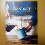 """雑誌""""STANDART""""はコーヒーへの情熱とこだわりが詰まっていた【レビュー】"""