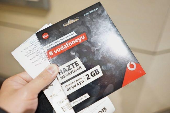 「バルセロナで現地SIMカード買ったらモバイルWifiルーターより快適だった」のアイキャッチ画像