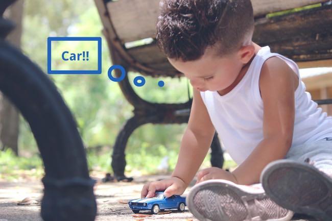「幼稚園児に英語へ興味を持ってもらうおすすめ入門教材4選まとめ」のアイキャッチ画像