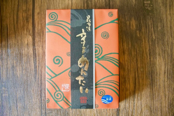 """「かば田の辛子明太子""""雷""""の美味しすぎるレビュー【新鮮つぶつぶ】」のアイキャッチ画像"""