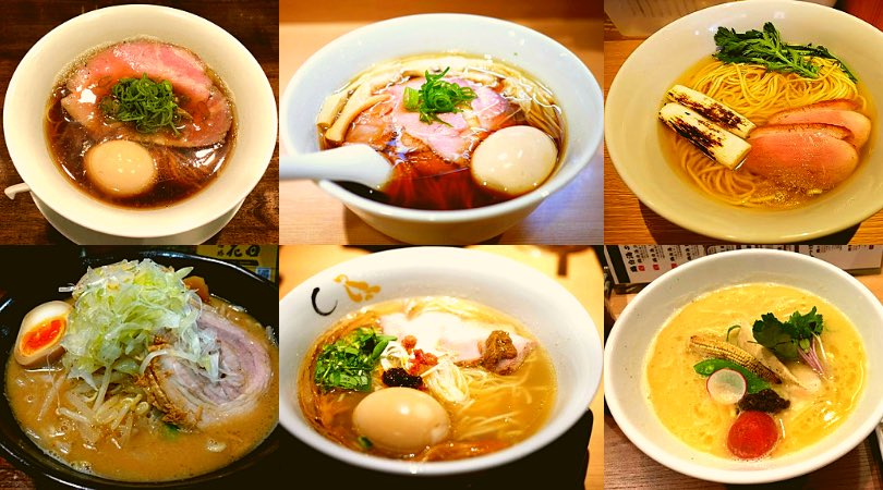 「東京住みなら一度は行きたい美味しいラーメン屋25選まとめ」のアイキャッチ画像
